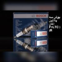 شمع بوش سه پلاتین F7LTCR